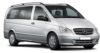 Alquiler Mercedes pasajeros Valencia