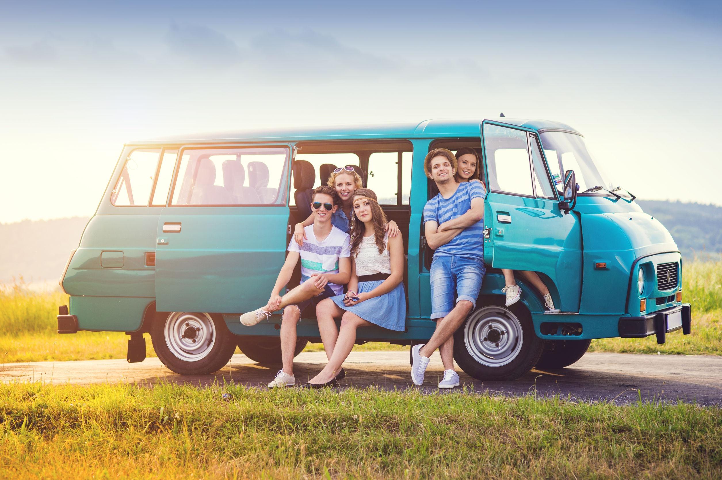 Alquiler furgoneta camper