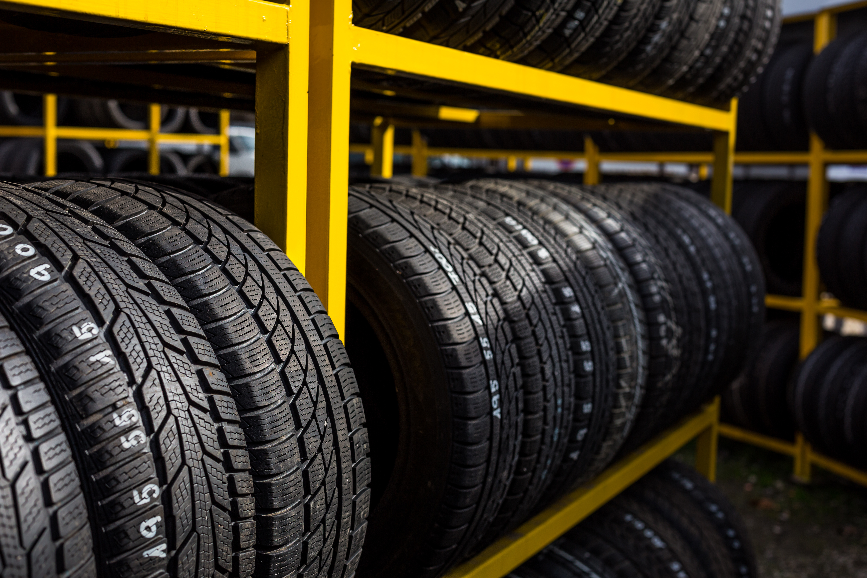 Los neumáticos
