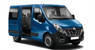 Renault Master 9 plazas