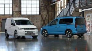 Volkswagen Caddy Carga