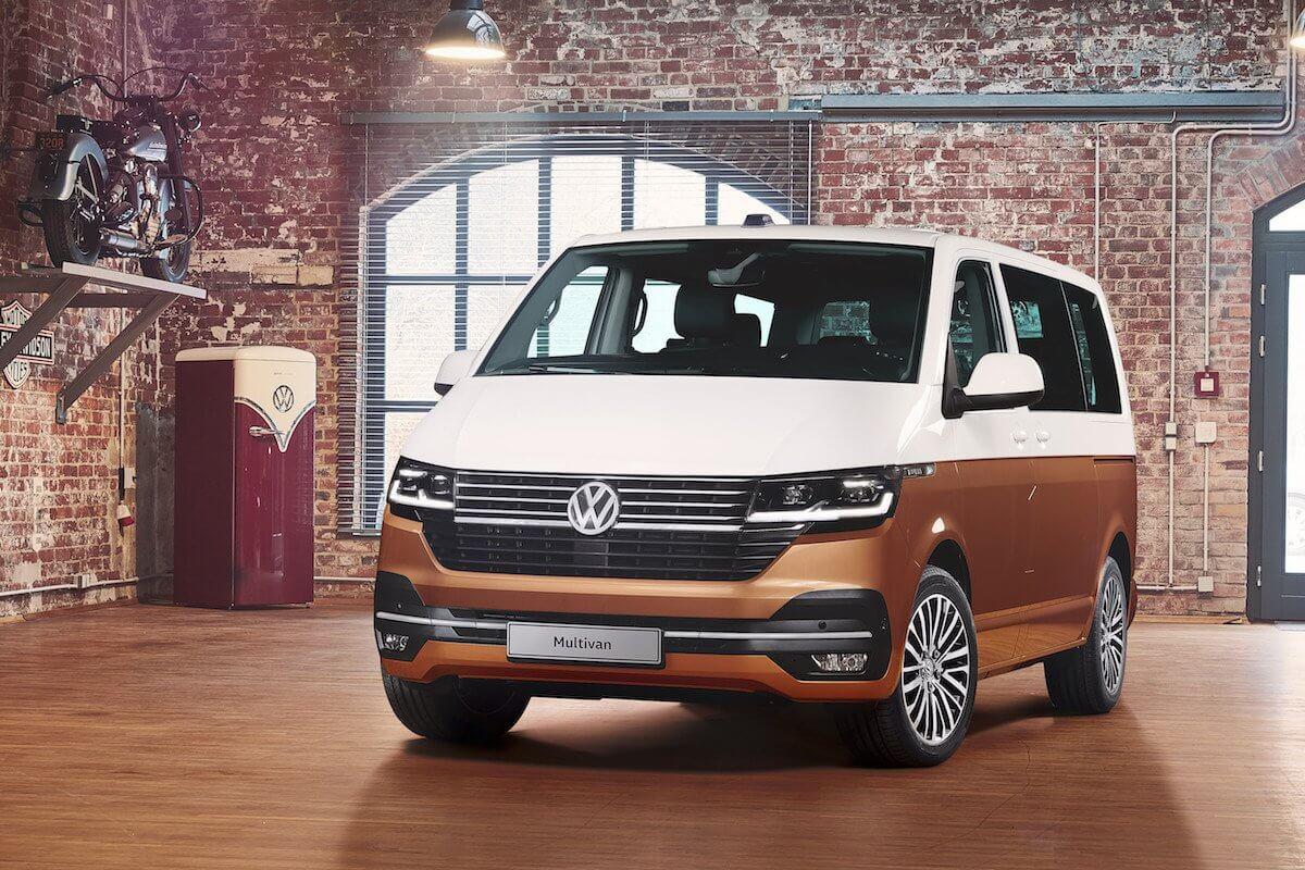 Volkswagen 2020 multivan