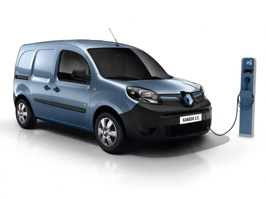 Alquiler vehículos eléctricos Valencia