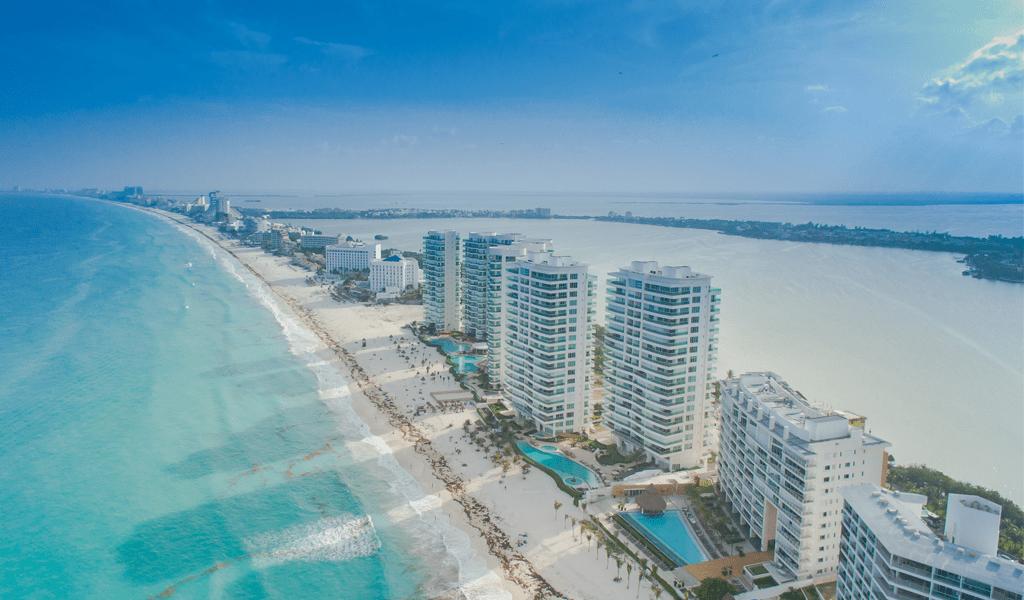 Vista de Riviera Maya